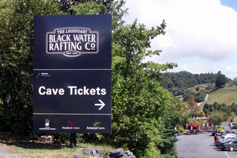 Black Water Rafting