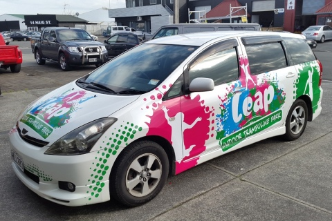 Leap Vehicle