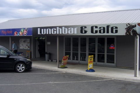 Lunchbar and Cafe