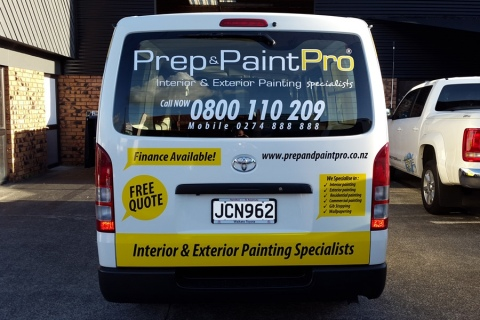 Prep and Paint Pro